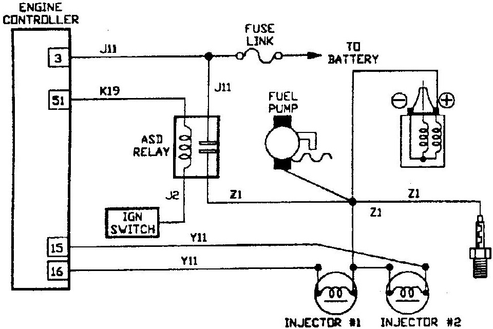 asd circuit chevy astro van ac wiring diagram 1995 chevy blazer cooling system Chevy Astro Engine Diagram at soozxer.org